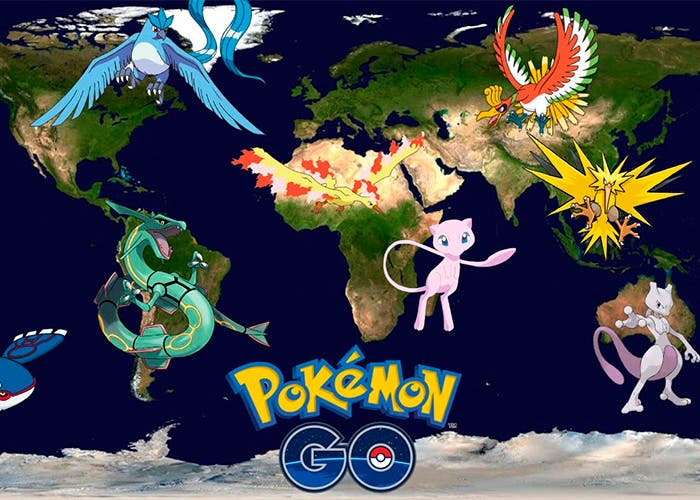 Como economizar batería en iOS™ al jugar Pokemon Go