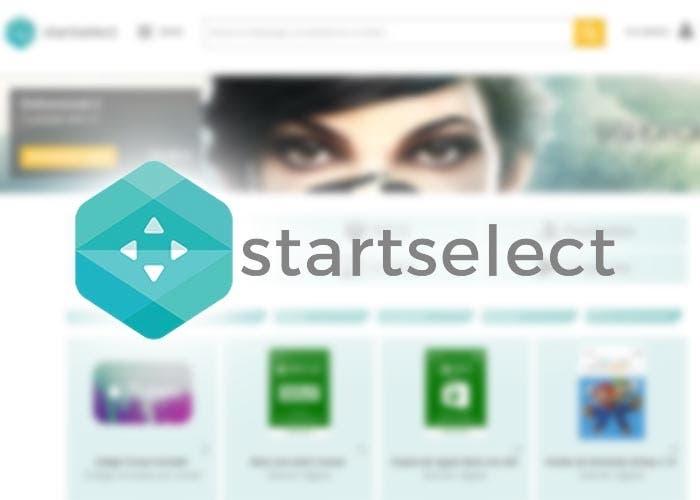 Startselect tarjetas de descuento