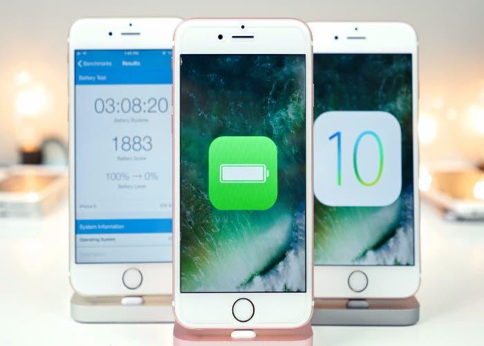 trucos para ahorrar batería con iOS 10