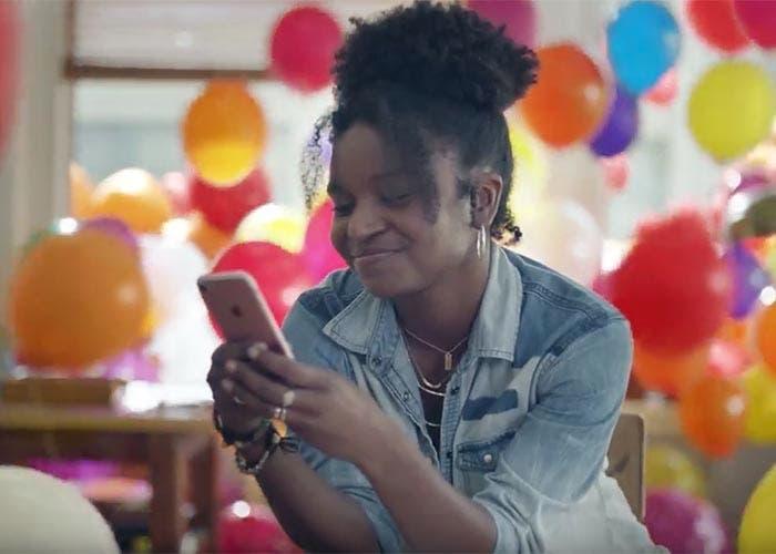 Balloons, anuncio del iPhone 7
