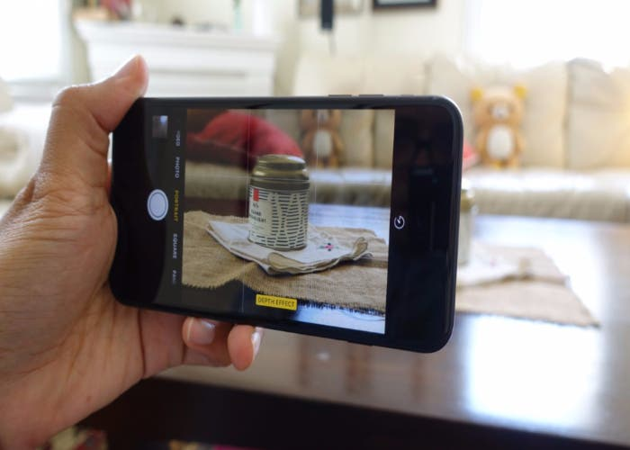 Disponible el Modo Retrato en el iPhone 7 Plus