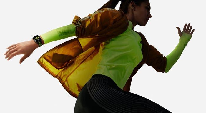 el Apple Watch Nike+ apuesta por los ruuners