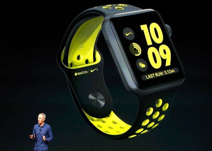 Apple watch Nike vídeo