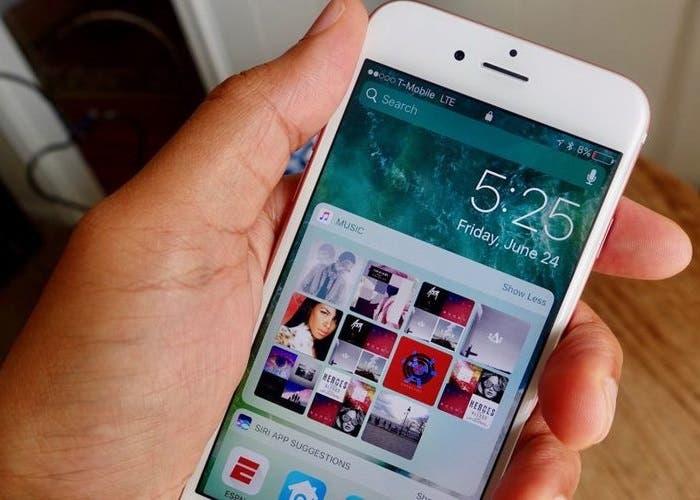 notificaciones empezando en iphone