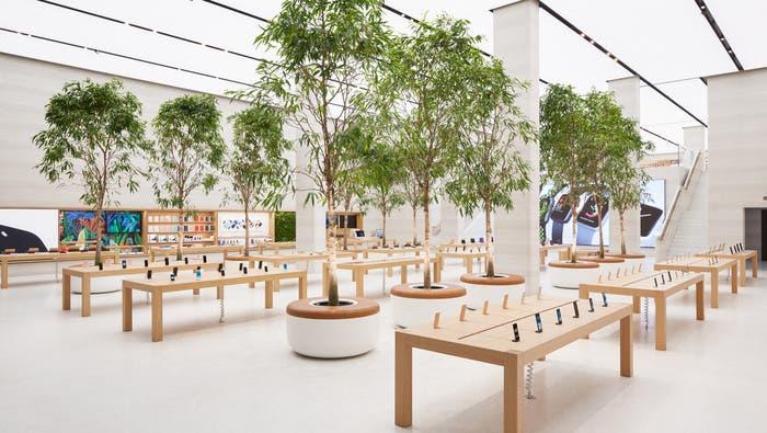 Inaugurada Apple Store Londres