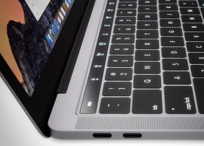 Conexiones MacBook Pro 2016