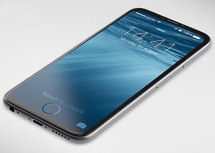 Panel OLED en el iPhone 8
