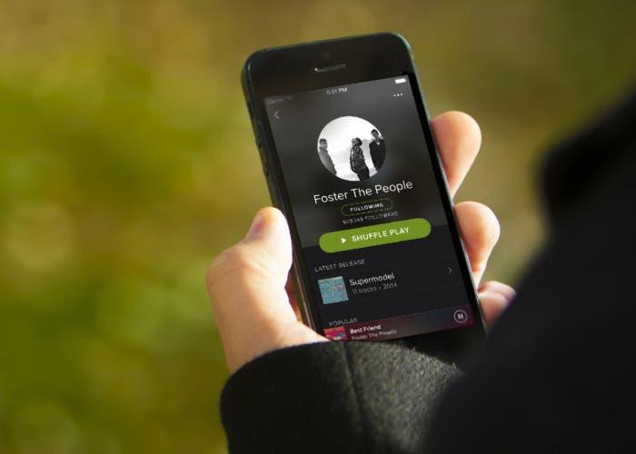 malware en Spotify  para Mac