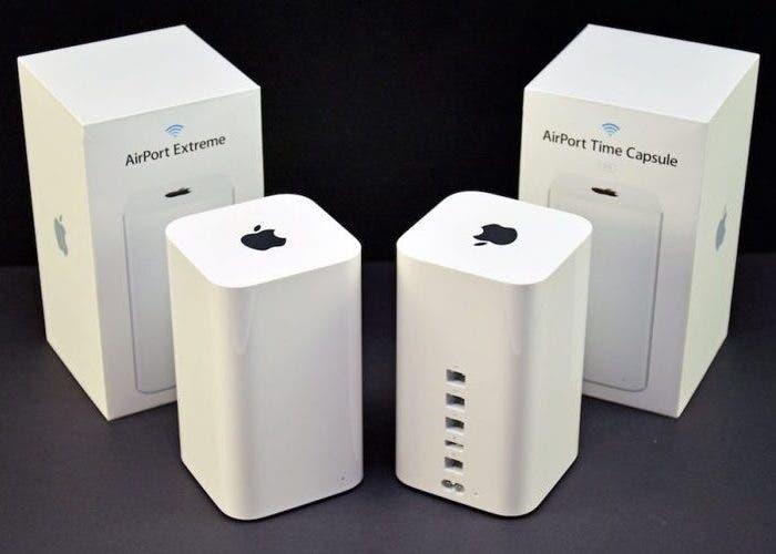 Apple deja de fabricar AirPort