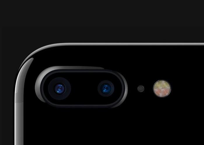 camara 3D iPhone-8