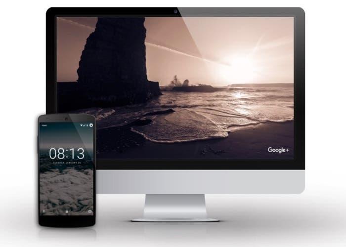 fondos de pantalla de google para Mac