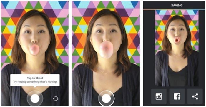 Usar Boomerang en Stories sin salir de Instagram