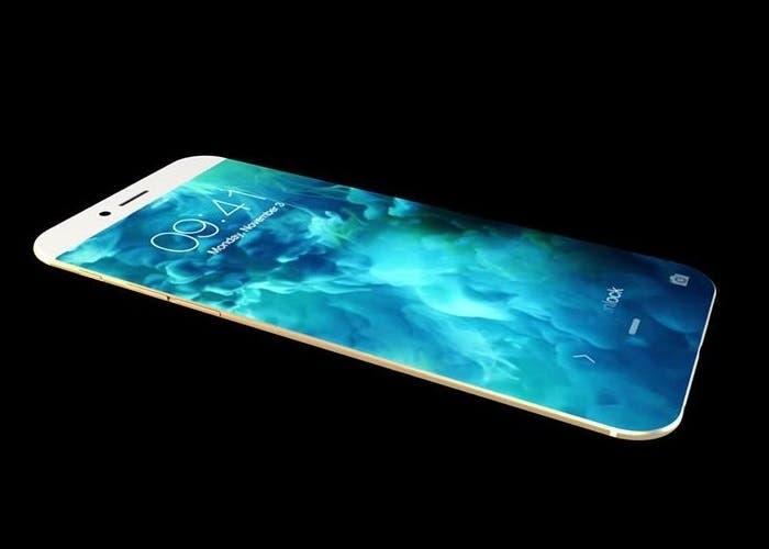 iPhone 8 sin biseles