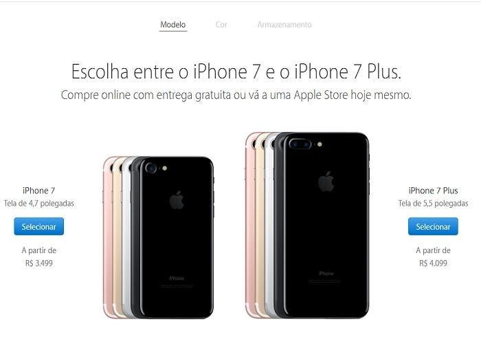 22b64055380 Mientras que los precios en México son muy atractivos, unos 684 euros para  el modelo de iPhone 7, y unos 821 euros para el modelo Plus, ...