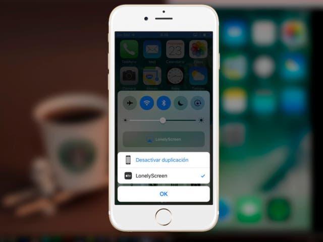 Duplica la imagen de tu dispositivo iOS en tu PC o Mac gracias a LonelyScreen