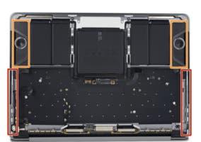 Moneda en los MacBook