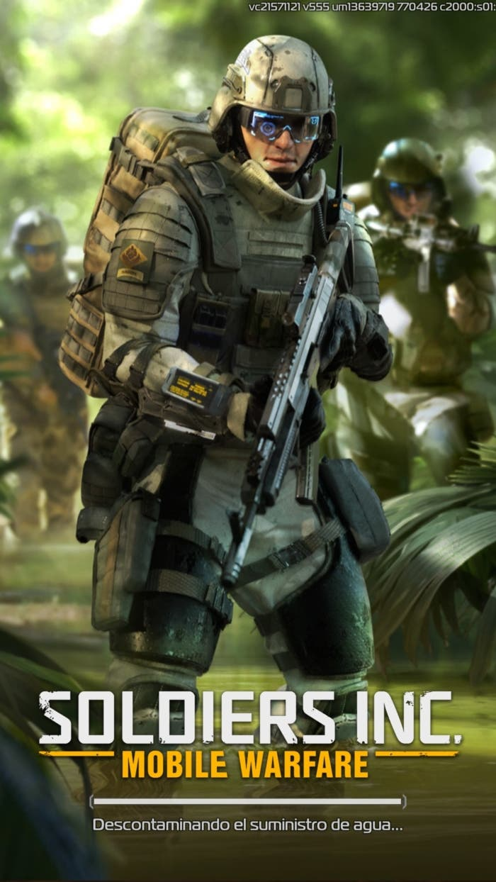 Soldiers Inc: Mobile Warfare, uno de los mejores MMO para iPhone