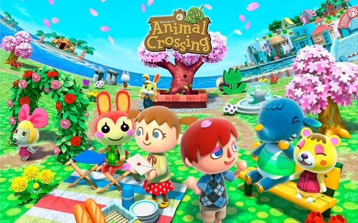 Animal Crossing en app store