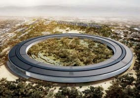 Apple Campus enero 2017