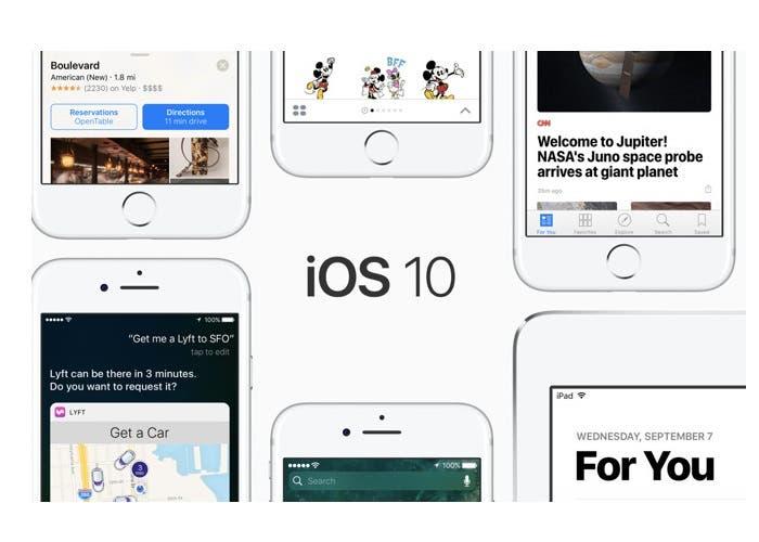 Apple lanzó iOS 10.2.1 para iPhone, iPad y iPod