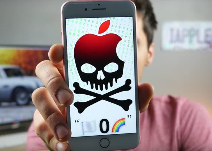 emoji que bloquea el iphone