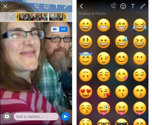 Cómo enviar gifs por whatsapp iphone