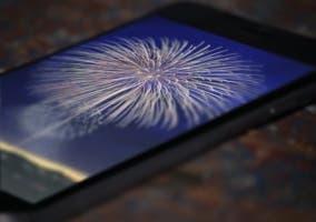 Fondos 2017 año nuevo iphone