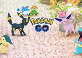 80 nuevos personas en Pokemon Go