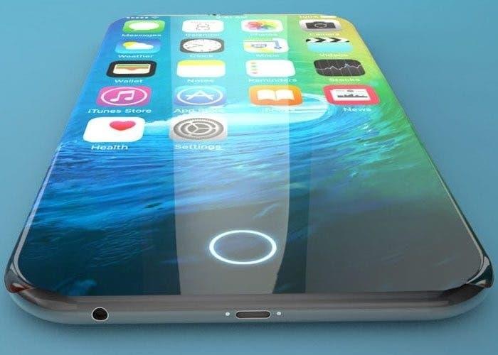 iPhone 8 conexión usb-c
