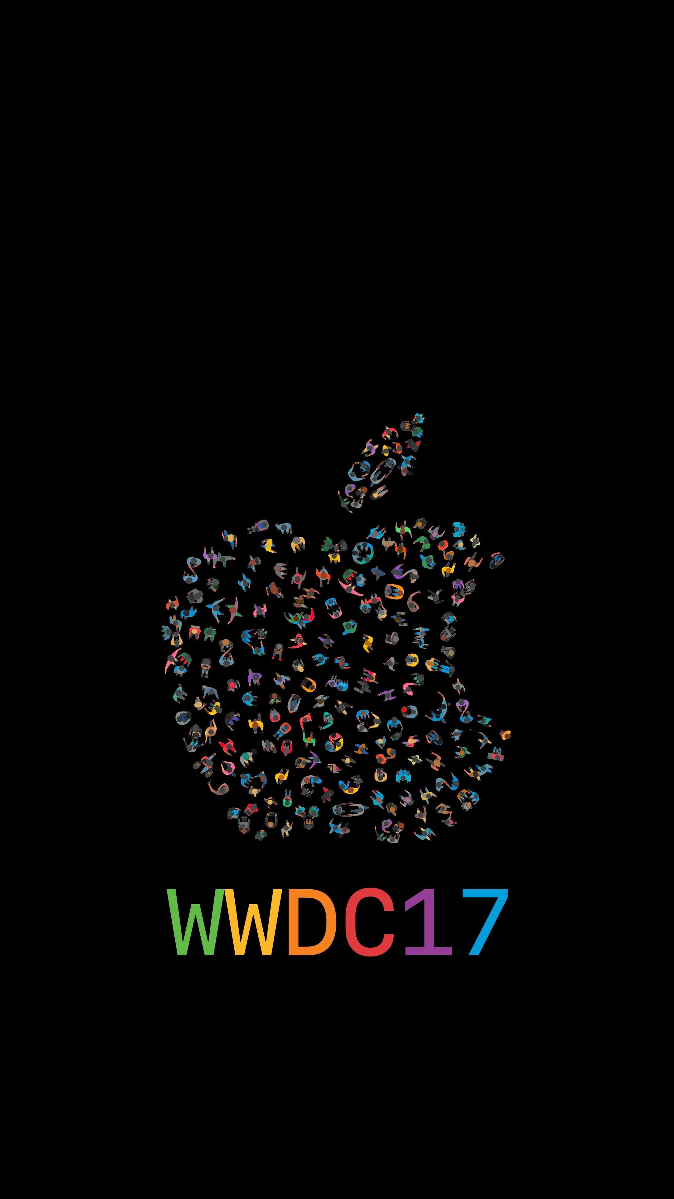 los fondos de pantalla del wwdc 2017