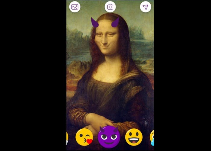 Actualizacion de Facetune permite crear emoji con imagenes reales