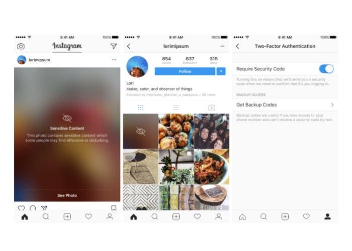 Instagram introduce verificación en dos pasos