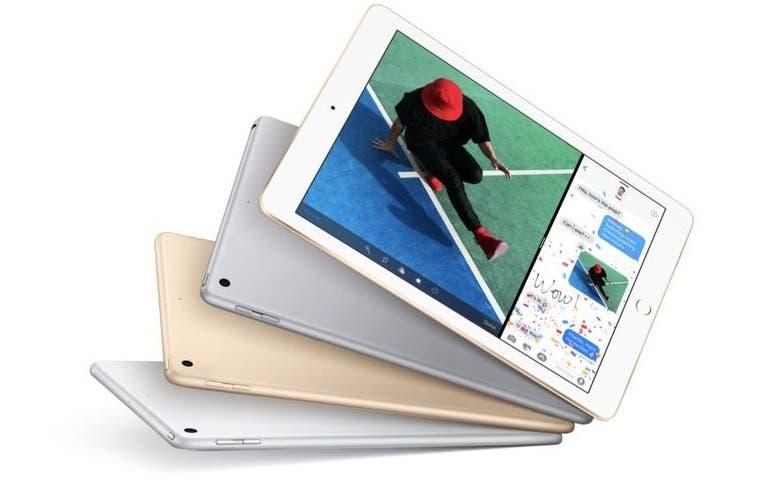 Lanzamiento iPad 9,7 pulgadas