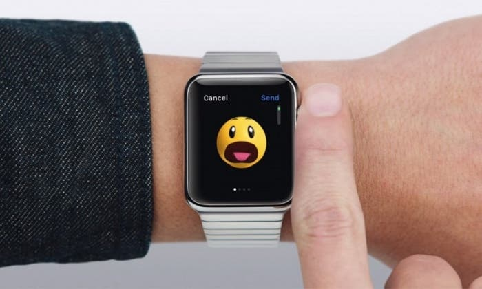 emoji Apple Watch