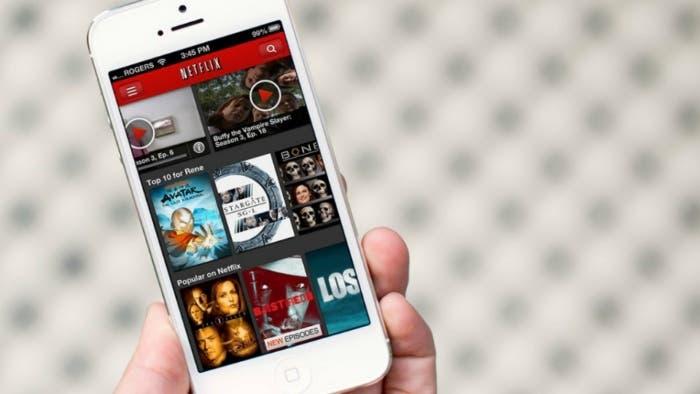 app Netflix