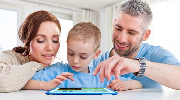 familia iPad