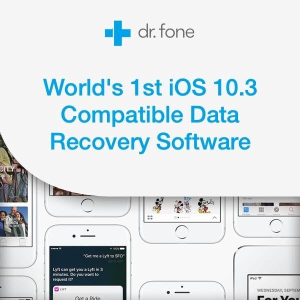 drfone iphone ios 10.3