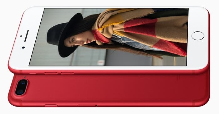iPhone RED foto