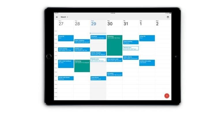 app Google Calendar