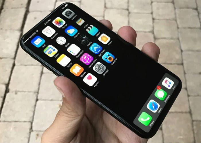 Paatalla y otros componentes de iPhone 8 serám fabricados por Samsung