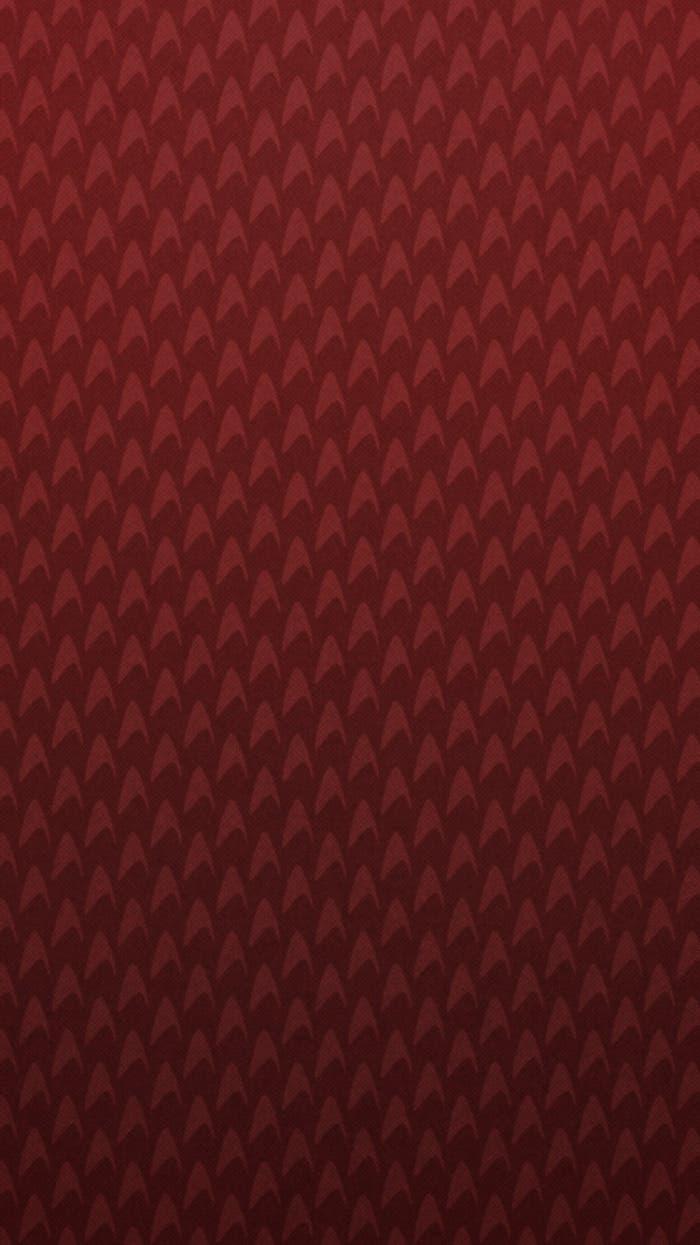 Los mejores fondos de pantalla para el iPhone 7 RED
