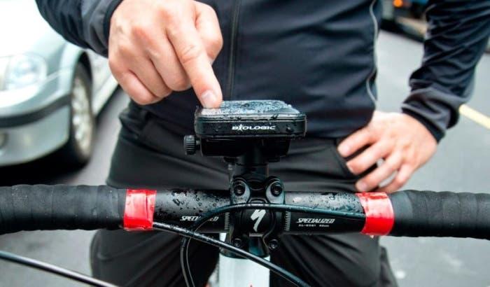 soporte iPhone bicicleta