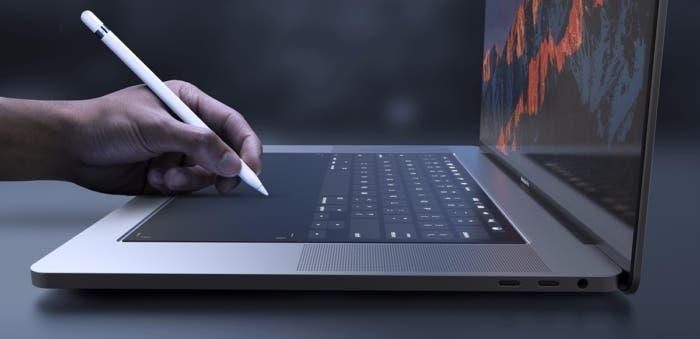Macbook sin teclado