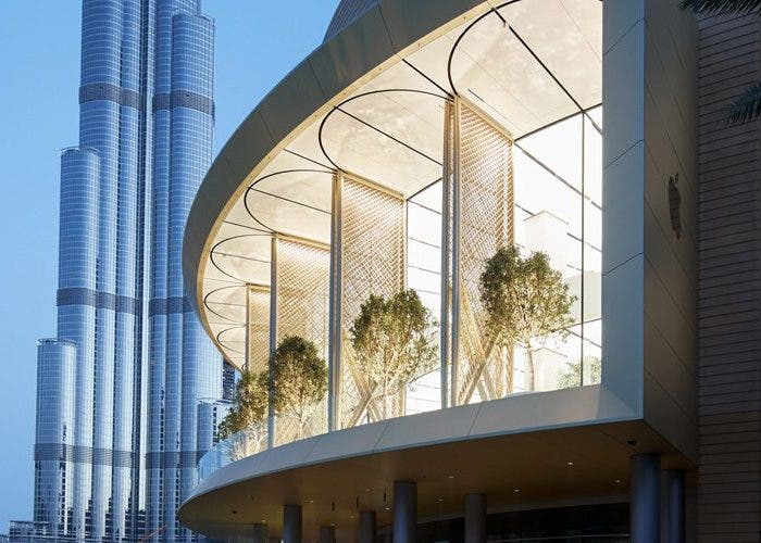 Apple Store Dubai