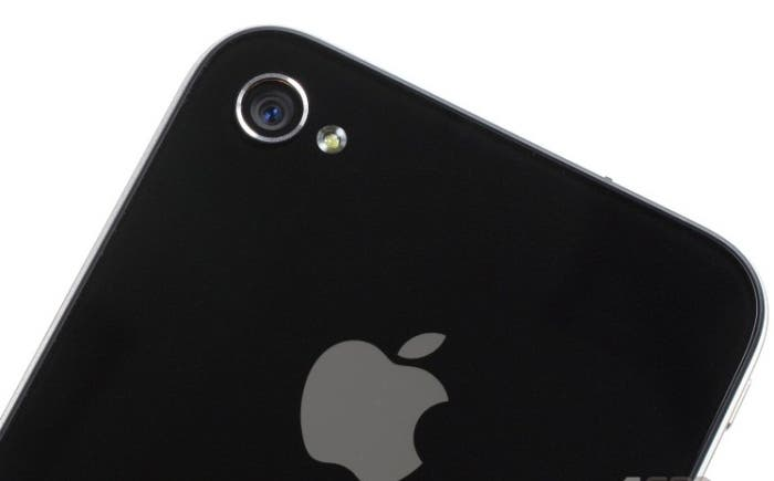 iphone 4s cámara
