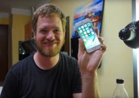 Ingeniero construyó Iphone 6S con 300 dólares