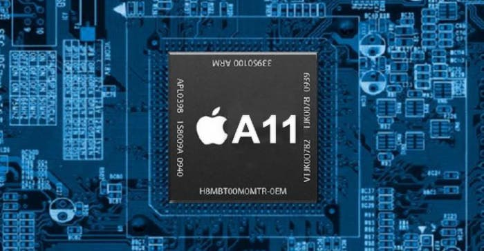 Chip A11 iPhone