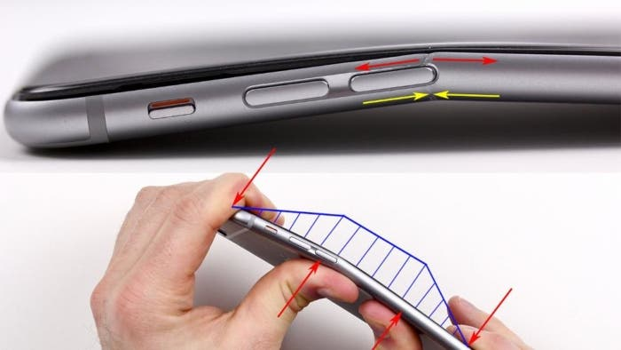 bendgate iPhone 6