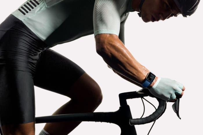 apple watch ciclismo