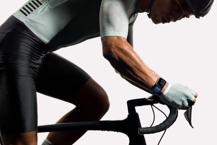 apple watch ciclismo